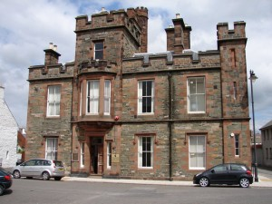 Kirkcudbright Justice of the Peace Court