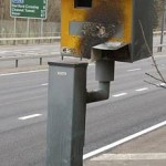 speed camera markings